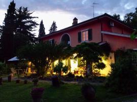 Borgo Kundalini, Crocina (Berdekatan Parrana San Martino)