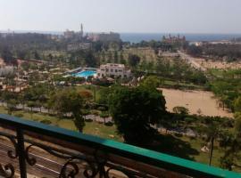 Mahdy Apartment, İskenderiye ('Izbat al 'Arab yakınında)