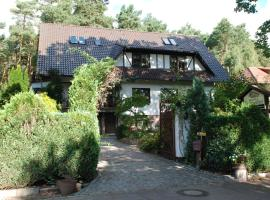Hotel Tannenspitze, Lutherstadt Wittenberg (Möllensdorf yakınında)