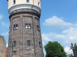 Wasserturm Angermünde, Angermünde
