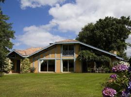 Chambres d'hotes Le Bosquet, Tosse (рядом с городом Saint-Vincent-de-Tyrosse)