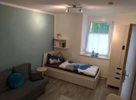 Nette kleine Wohnung OT von Kamenz, Kamenz (Pulsnitz yakınında)