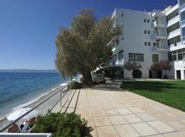 Siagas Beach Hotel, Agioi Theodoroi