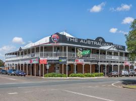 The Australian Hotel Murgon, Murgon (Wondai yakınında)