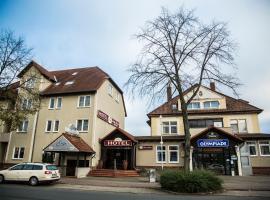 Hotel Stadt Peine, Peine (Wendesse yakınında)