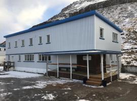 Nord Marina Guesthouse, Seyðisfjörður