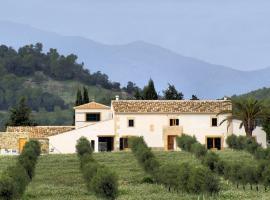 Agroturisme Gossalba, Sant Joan