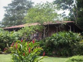 Casa Grande at Pacuare Reserve, Matina