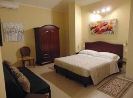 Hotel Europa, Rieti