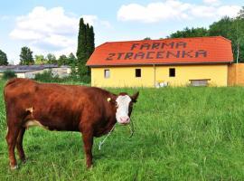 Farma Ztracenka, Poříčí nad Sázavou (Městečko yakınında)