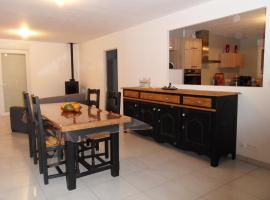 Desvres : maison tout confort, 4 adultes et 1 bébé, Desvres (рядом с городом Courset)