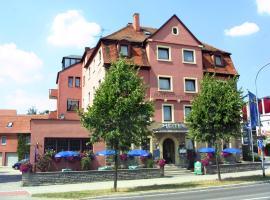 ホテル ローテンブルガー ホフ