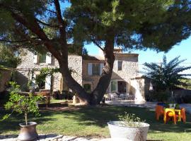 La Bastide Des Calades, Lançon-Provence (рядом с городом Les Guigues)