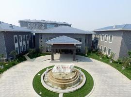 Meiquan World Hot Spring Holiday Hotel, Xiongzhou (Xiong yakınında)