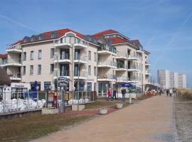 Strandburg, Burgtiefe auf Fehmarn  (Neue Tiefe Fehmarn yakınında)