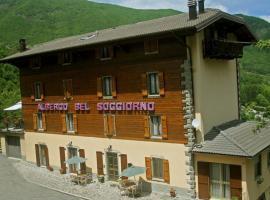 Albergo Bel Soggiorno, Fiumalbo (Le Tagliole yakınında)