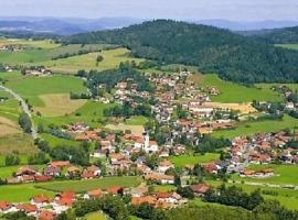 Haus Bergblick Bay. Wald, Prackenbach