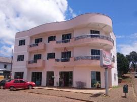 Apartamento Quadros, Machadinho