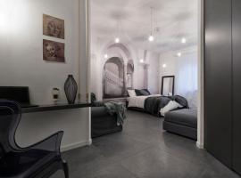 Suite Vogue Sforza, Voghera