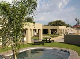 Hadassa Guest House, Otjiwarongo (рядом с регионом Waterberg Plateau Park)