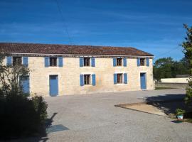 The Old Vineyard, Louzignac (рядом с городом Bréville)