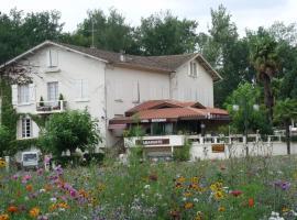 Hôtel A L'Amarante, Барботан-ле-Бен (рядом с городом Gabarret)