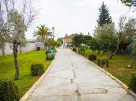 Chalet piscina jakuzzi sevilla, Hacienda de Tarazona (La Celada yakınında)