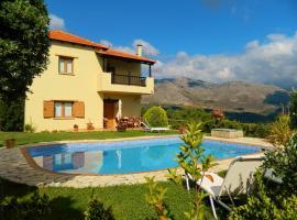 Crete Family Villas, Pentamodi (рядом с городом Voútai)