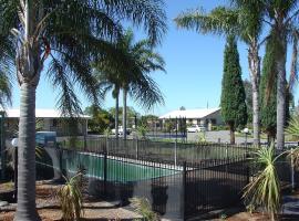 Palm Valley Motel, Tarro (Raymond Terrace yakınında)