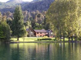 La Escondida Casa De Huespedes & Spa