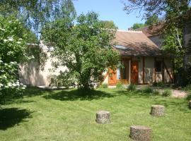 Gite Le Moulin de la Barre, Cernoy-en-Berry (рядом с городом Pierrefitte-ès-bois)