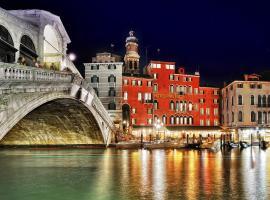 Hotel Rialto, Venedig