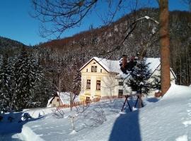 Pension Nola, Rokytnice nad Jizerou (Hranice yakınında)