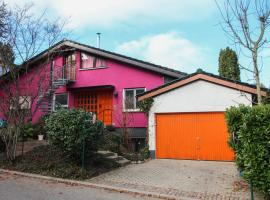 Haus Schwanenweg, Konstanz (Wallhausen yakınında)