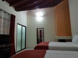 Hotel Monte Pinar, Languira (рядом с городом Intibucá)