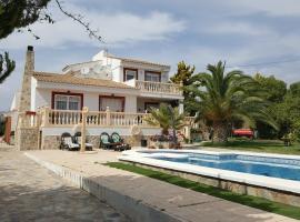 Casa de los amigos, Busot (рядом с городом Jijona)