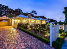 Lovely 5BR full house in Glen Waverley, walk to train, bus & shops, Glen Waverley (Mount Waverley yakınında)