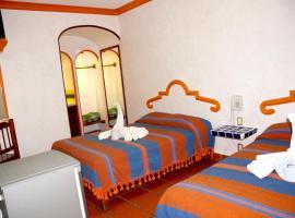 Hotel Villa Alta