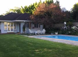 Welgevonden Garden Cottage, Kaapstad (in de buurt van Somerset West)