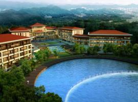 Guian Beidouwan New Century Hotel, Pingba