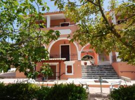 Fondas Apartments, Agios Georgios Pagon (рядом с городом Афон)