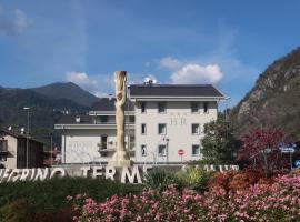 Hotel Riposo, San Pellegrino Terme (Spino al Brembo yakınında)