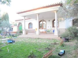 Chalet Granada, relax, 阿特佛