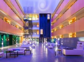 Tryp Barcelona Aeropuerto Hotel, El Prat de Llobregat