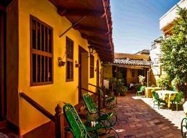 Hostal Casa Ayala in the heart of Trinidad