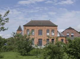La grange de saint Hilaire, Saint-Hilaire-sur-Helpe (рядом с городом Saint-Aubin)