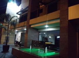Hotel Renascer, Morrinhos (Goiatuba yakınında)