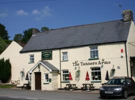 The Tanners Arms, Devynock (рядом с городом Sennybridge)