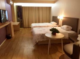 JUNYI Hotel Henan Zhengzhou Shangjie District Xuchang Road, Beixiawo (Nanzhangqiang yakınında)