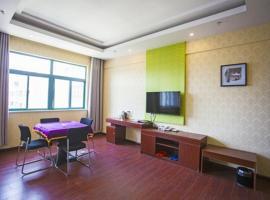 JUNYI Hotel Jiangsu Xuzhou Feng County Bus Station, Feng (Dangshan yakınında)